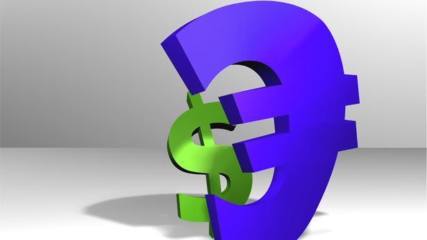 אירו / דולר, צילום: Getty images Israel
