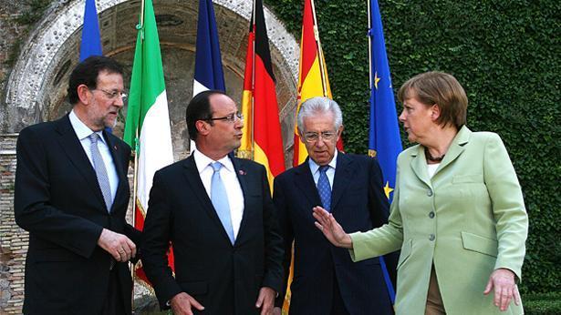 מנהיגי אירופה האם יספקו את הסחורה?, צילום: Getty images Israel