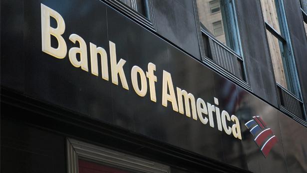 בנק אוף אמריקה, צילום: Getty images Israel