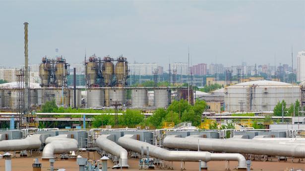 מפעל גז, צילום: Getty images Israel