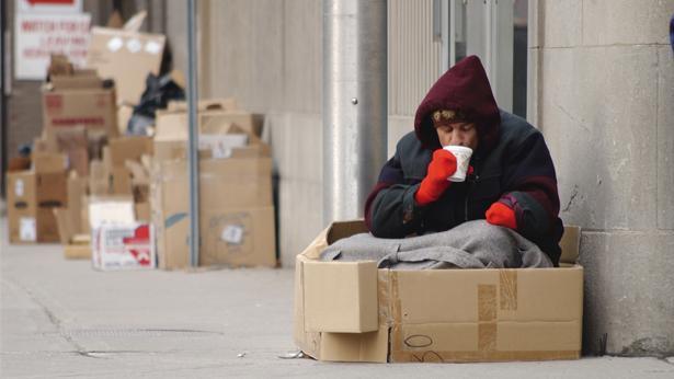 עוני מחסור