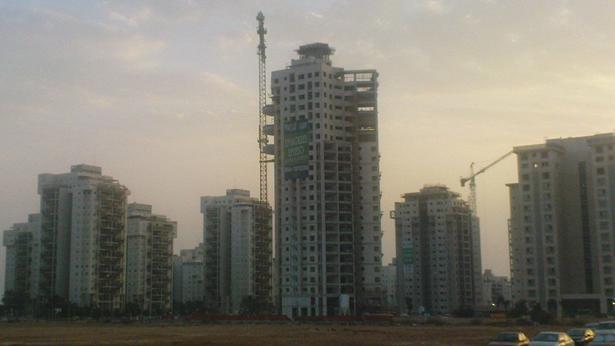בונים בניינים