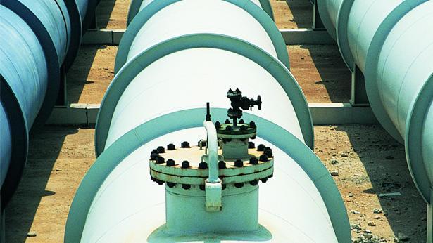צינור גז, צילום: Getty images Israel