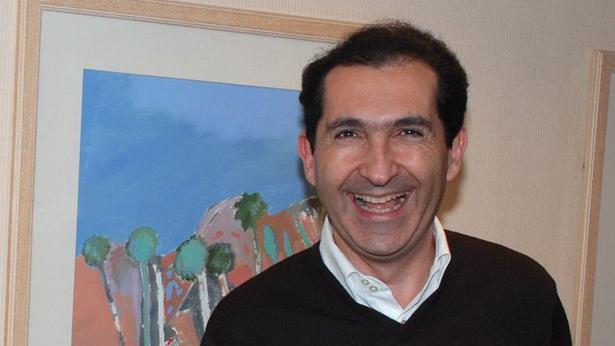 פטריק דרהי, צילום: שמואל נחמני