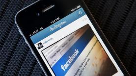תמונת פייסבוק באינטגרם באייפון, צילום: Getty images Israel