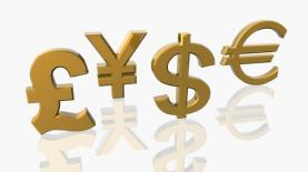 "אירו דולר ין ליש""ט, צילום: Getty images Israel"