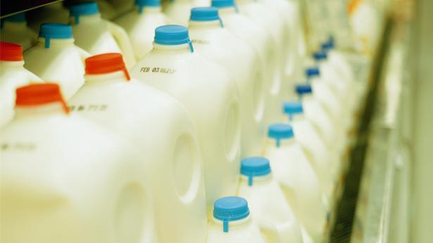 בקבוקי חלב, צילום: Getty images Israel