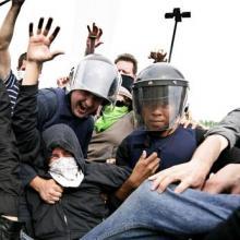 אוקראינה בוערת