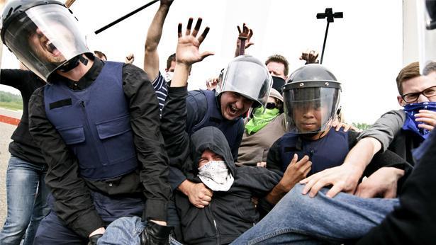 מחאה, צילום: Getty images Israel
