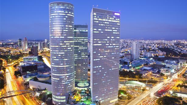 מרכז עזריאלי, צילום: Getty images Israel
