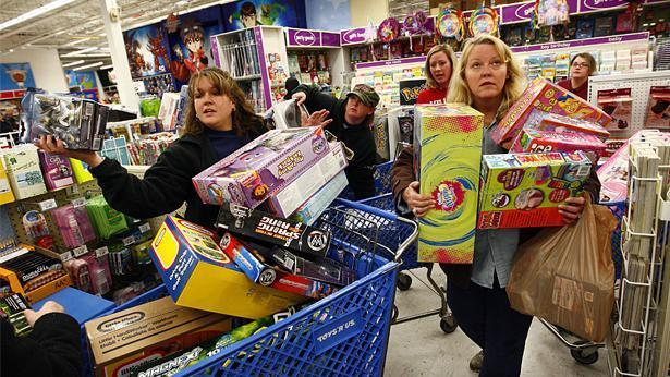 black friday, צילום: Getty images Israel