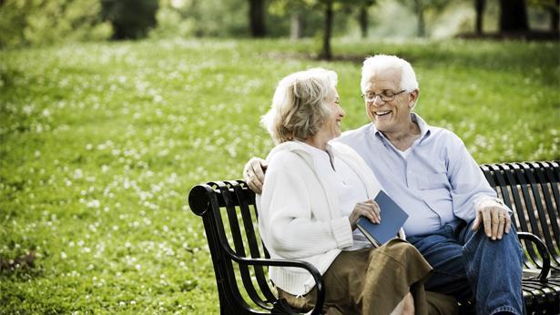 זוג מבוגרים, צילום: Getty images Israel