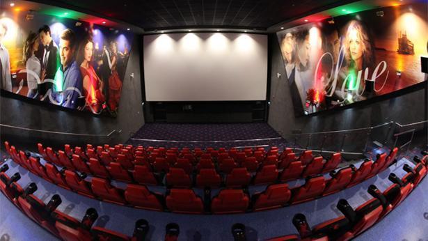 סינמה סיטי אולם קולנוע, צילום: סיון פרג'