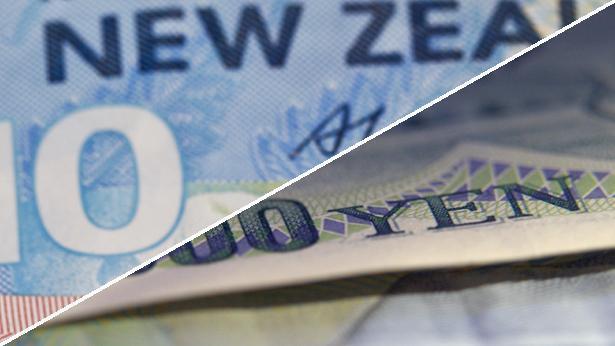 ין יפני דולר ניו זילנדי, צילום: Getty images Israel