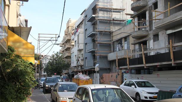 רחוב בתל אביב, צילום: Bizportal