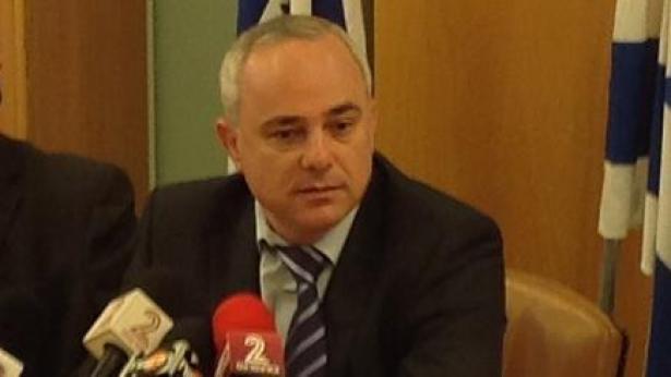 שר האוצר יובל שטייניץ, צילום: אלכסנדר כץ