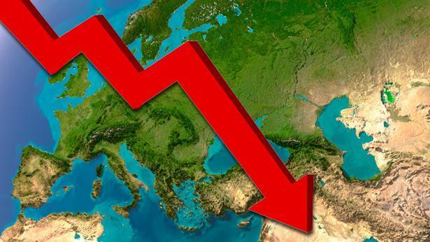 אירופה יורדת