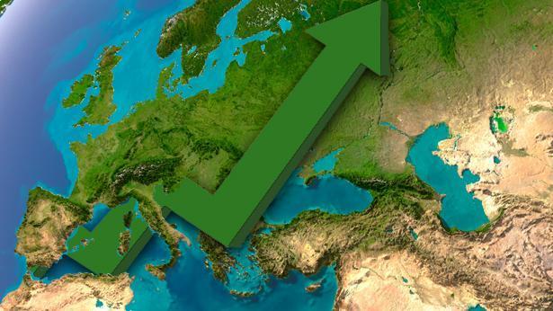 אירופה עולה