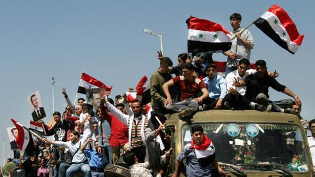 סוריה, צילום: Getty images Israel