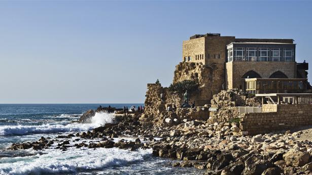 נמל קיסריה, צילום: Getty images Israel