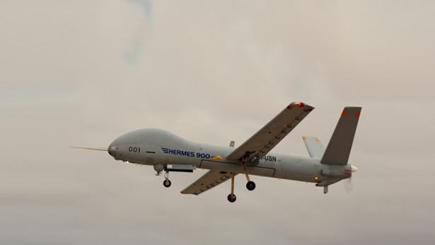 מטוס C-130H אלביט מערכות, צילום: אלביט מערכות