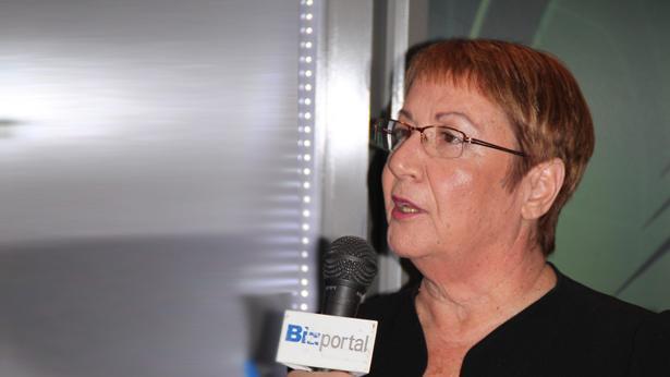 אסתר לבנון, צילום: Bizportal
