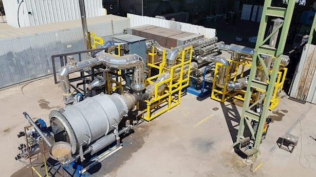 ברנמילר מדווחת על השלמת ייצור מערכת האגירה ועמידתה ביעדי התפוקה