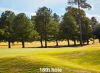 18th hole