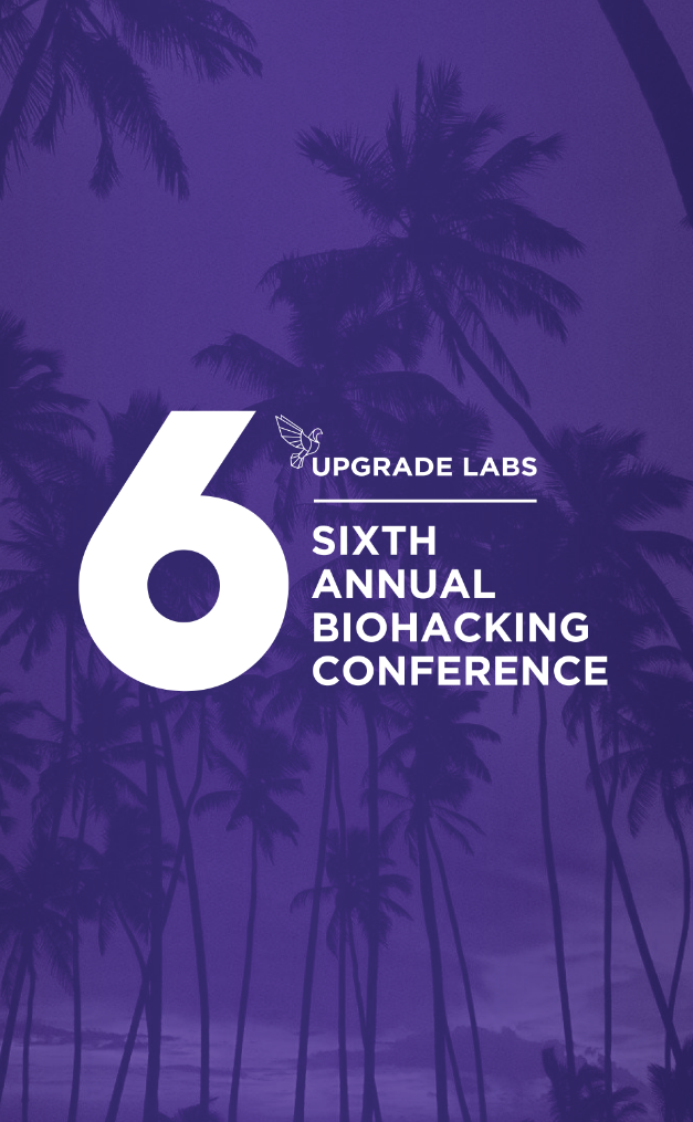 Agenda | THE 6TH ANNUAL BIOHACKING CONFERENCE