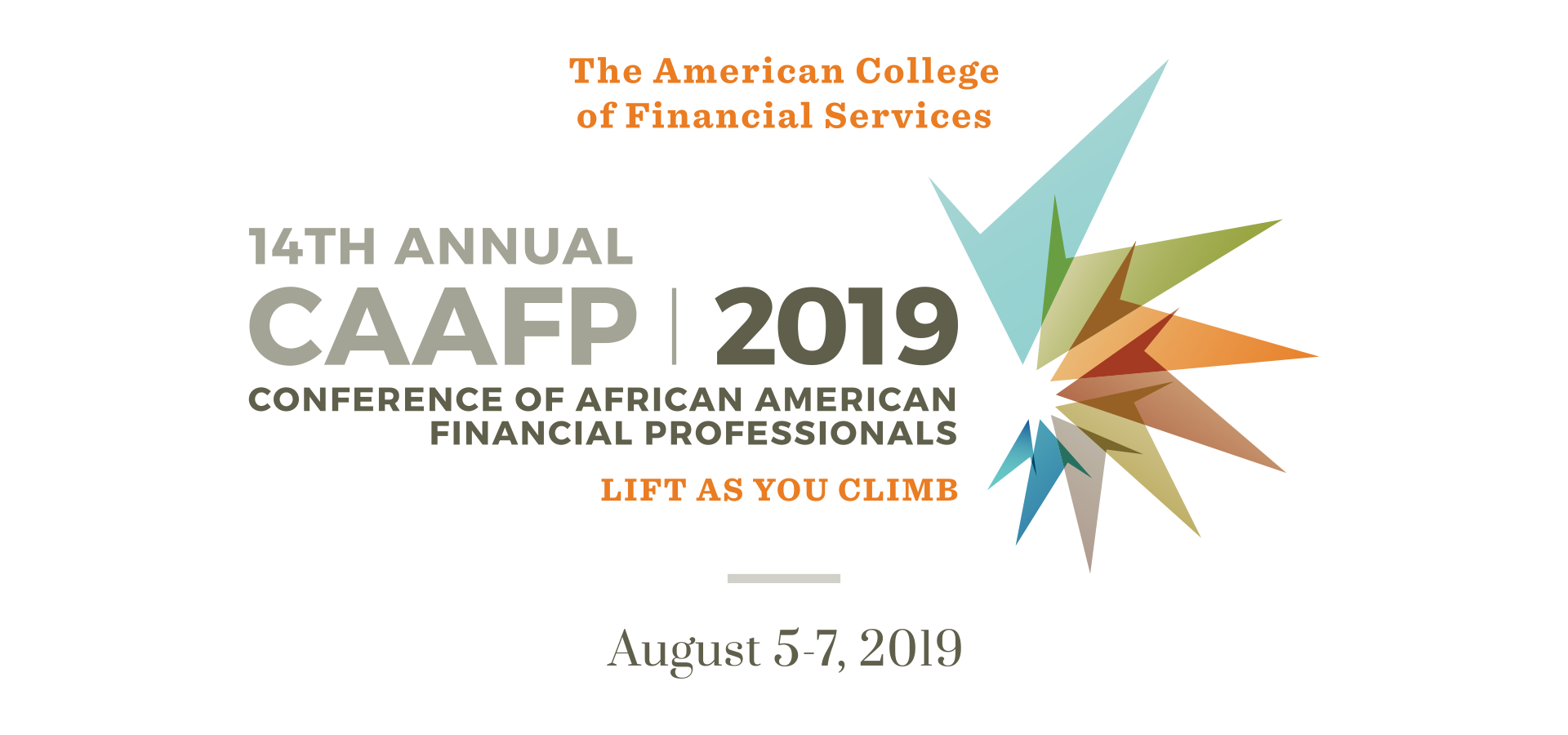 Home   2019 Conference of African American Financial