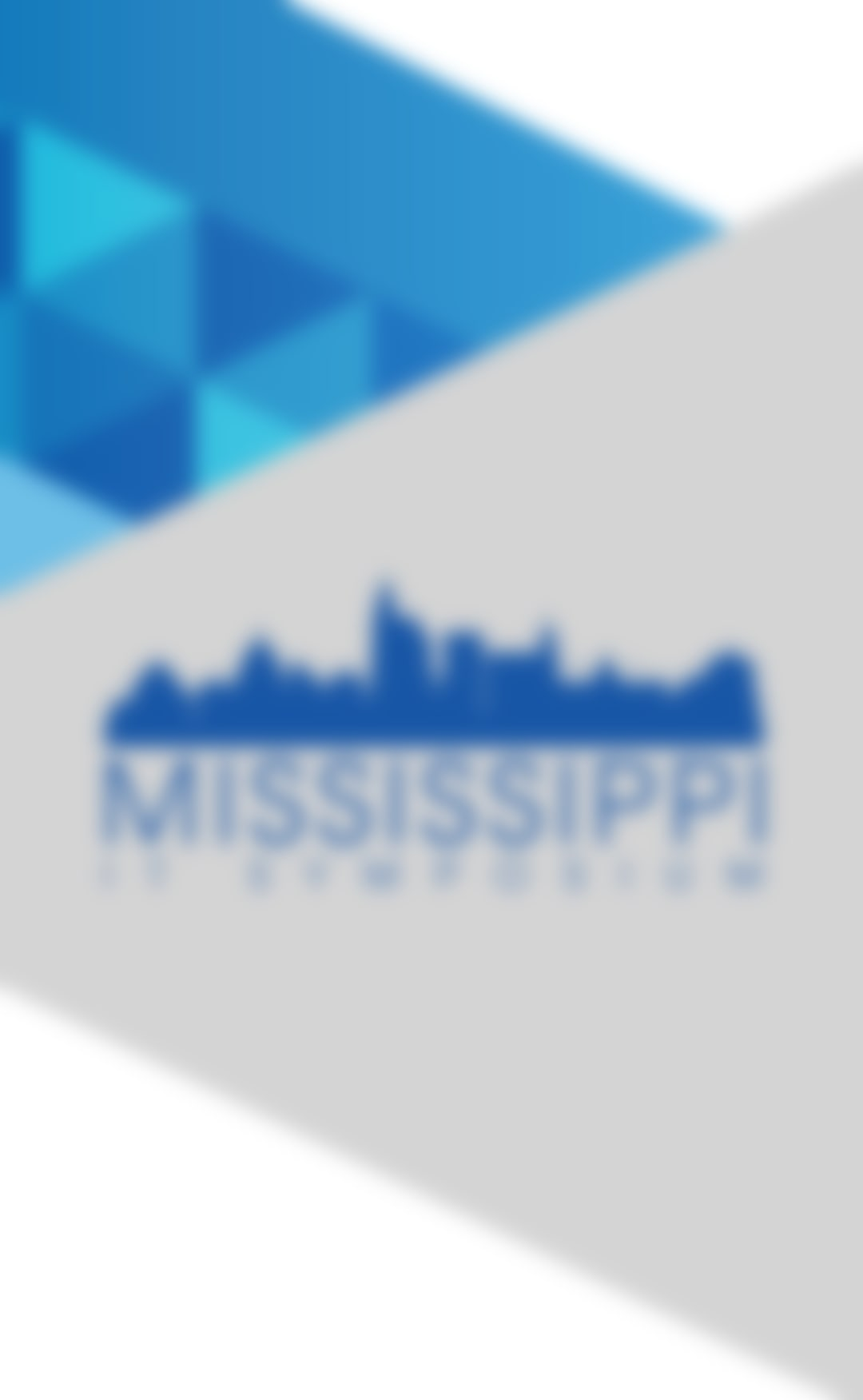 Agenda | Mississippi IT Symposium