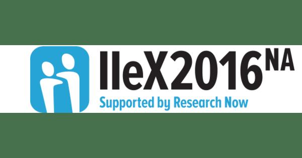 2016 Attending Companies   IIeX North America 2016