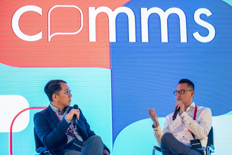 CampaignComms panel