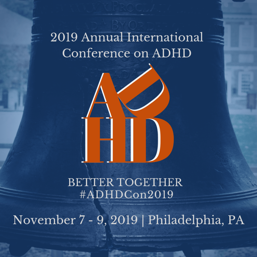 Home | Better Together #ADHDCon2019