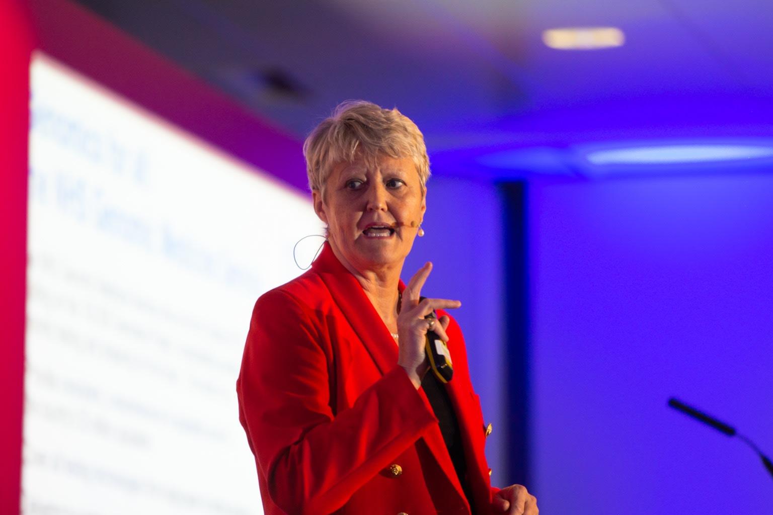 Dame Sue Hill