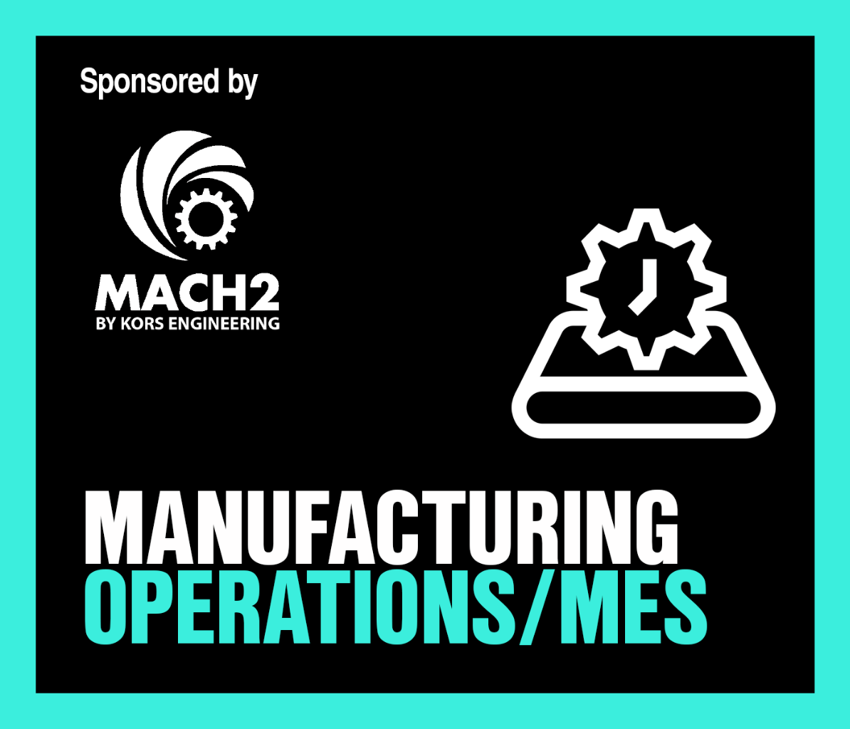 Manufacturing Operations/MES
