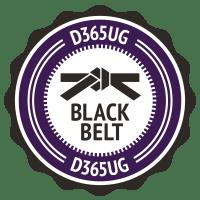 D365 Black Belt Badge