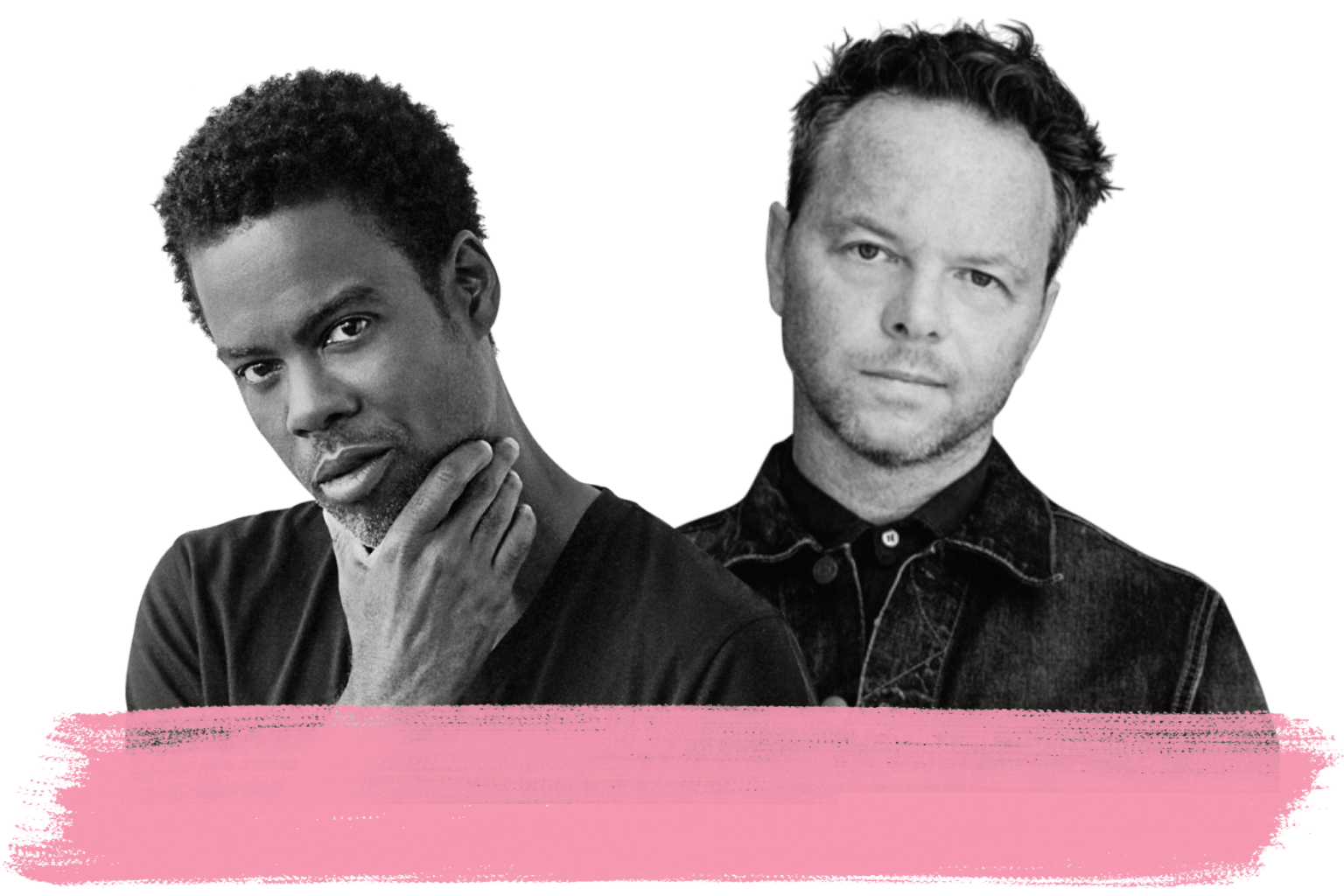 Chris Rock and Noah Hawley