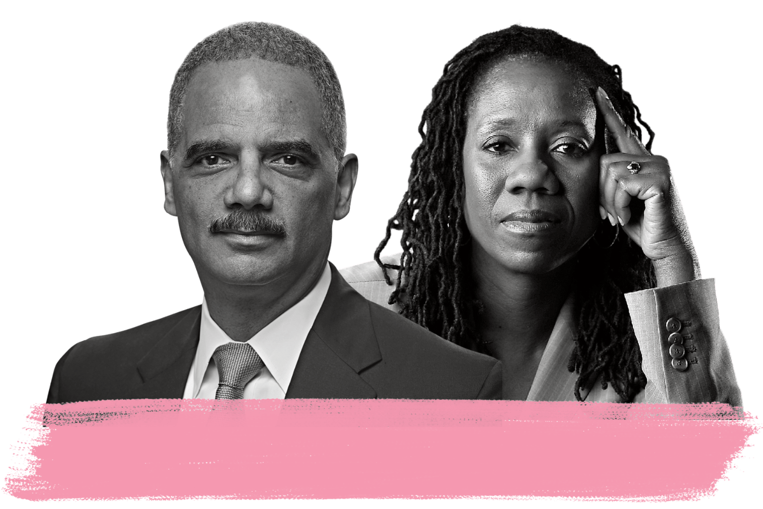 Eric H. Holder, Jr. and Sherrilyn Ifill