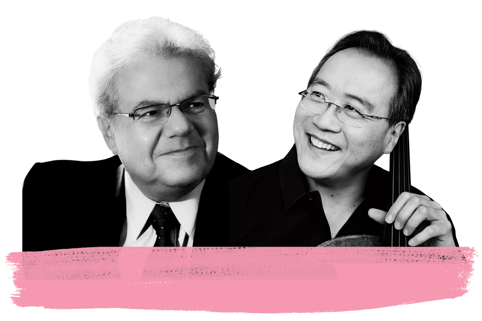 Emanuel Ax and Yo-Yo Ma