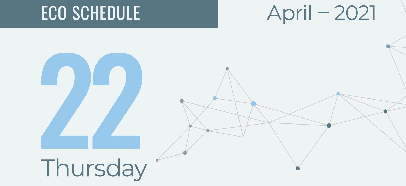 ECO Schedule