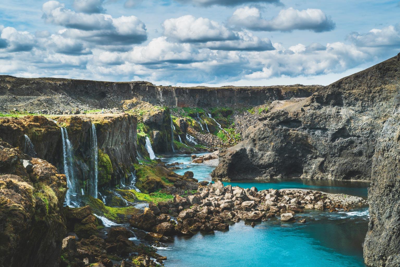 Sigöldugljúfur, East Iceland