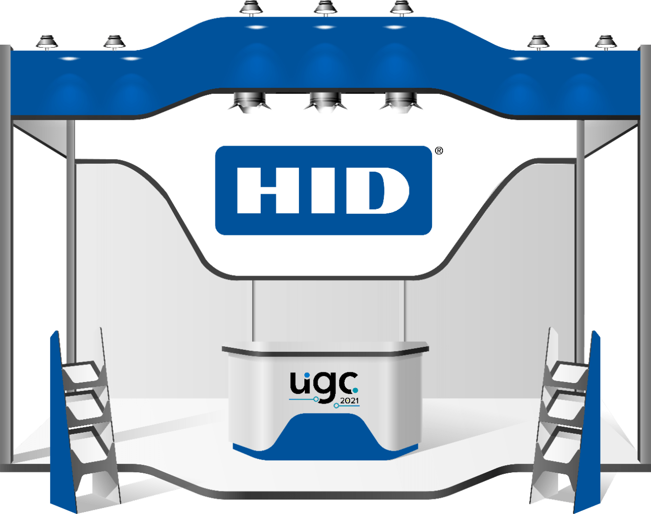 Visit the HID Booth