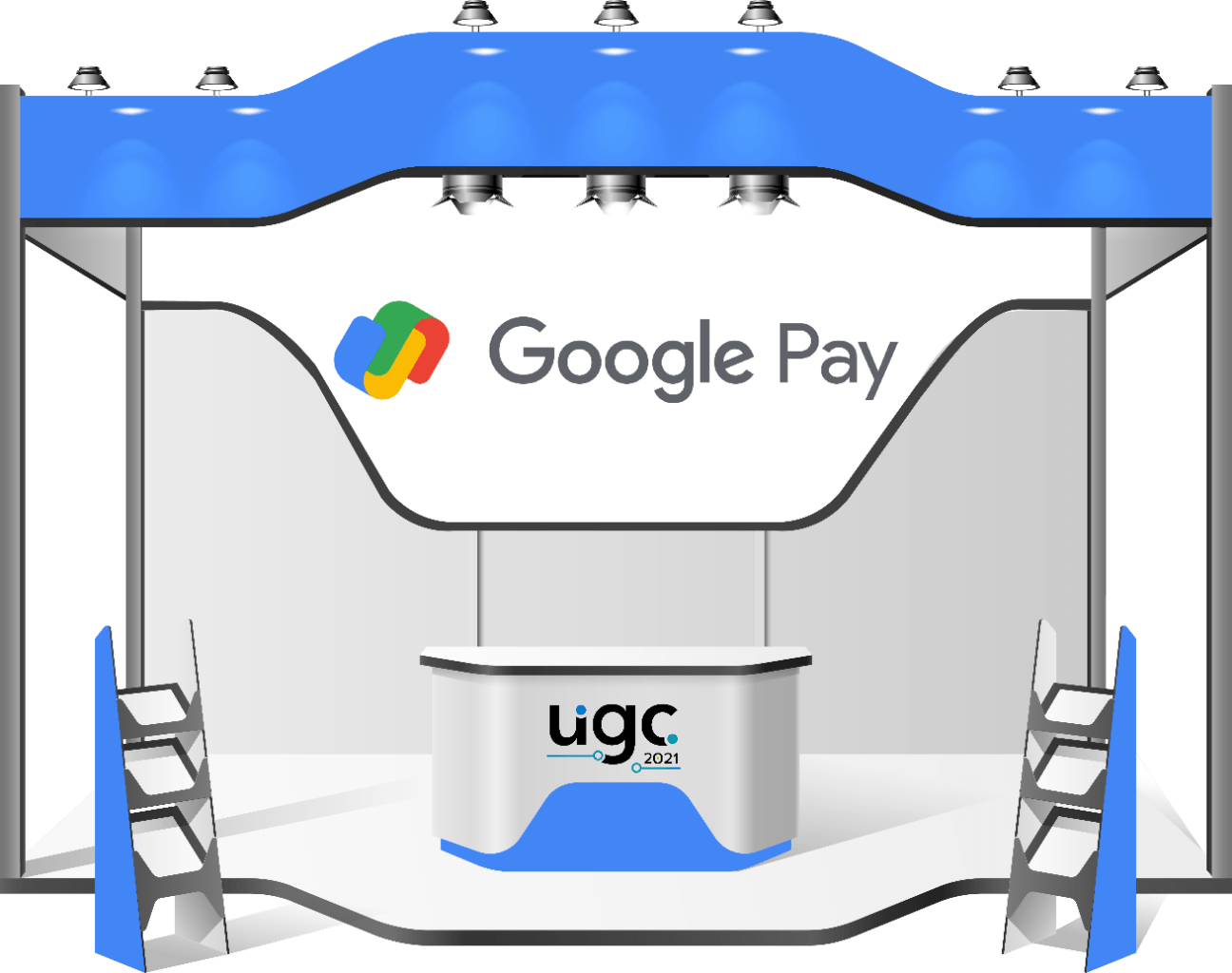 Visit the Google Play Booth
