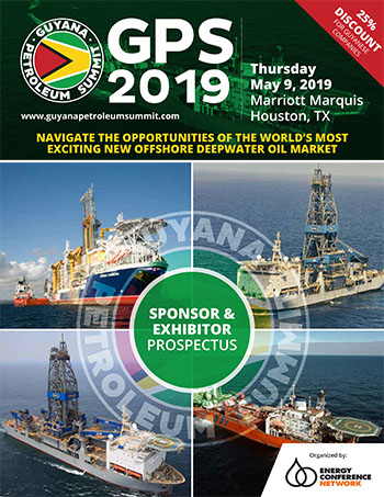 Network with Guyana's key influencers and advisors in the oil and gas industry.