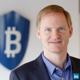 Mike Belshe, PDG de Bitgo