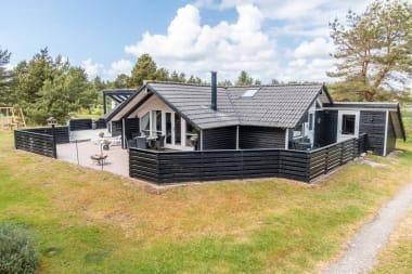 Ferienhaus 417 - Dänemark