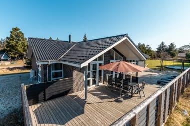 Ferienhaus 714 - Dänemark