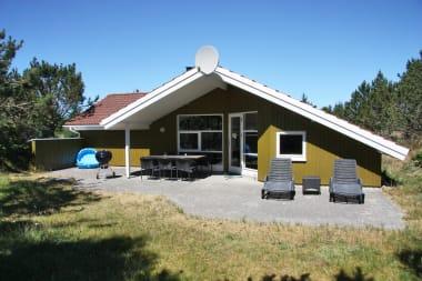 Ferienhaus 244 - Dänemark