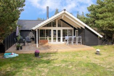 Ferienhaus 007 - Dänemark